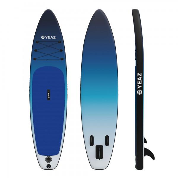 OCEAN BEACH - AQUATREK - SUP-Board mit Paddel, Pumpe und Rucksack