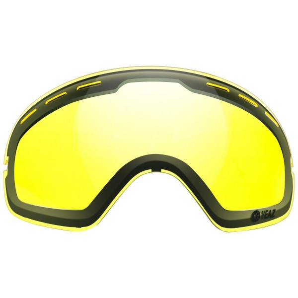 XTRM-SUMMIT CLOUDY interchangeable lens for goggles with frame
