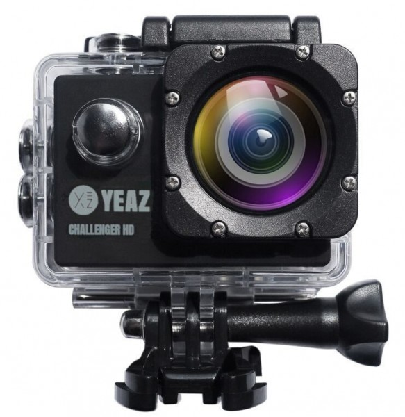 CHALLENGER Action Cam Kit HD