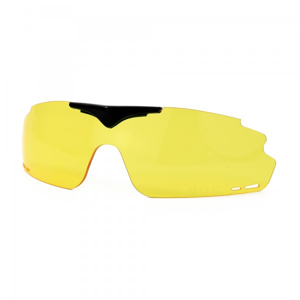 SUNUP Magnetic Replacement Lens CLOUDY yellow