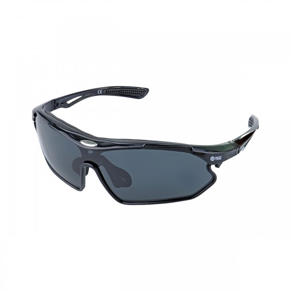SUNRAY sports sunglasses black/polarised