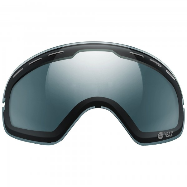 XTRM-SUMMIT Polarized interchangeable lens for goggles without frame
