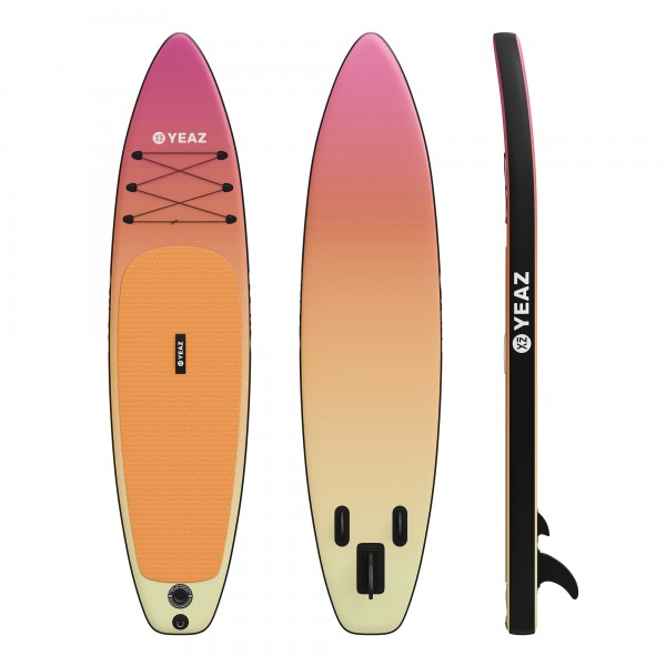 PARADISE BEACH - AQUATREK - SUP-Board mit Paddel, Pumpe und Rucksack